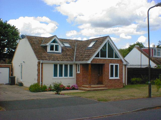 Large bungalow extension 3 the christopher hunt practice architectural home building design - Bungalow extension designs ...